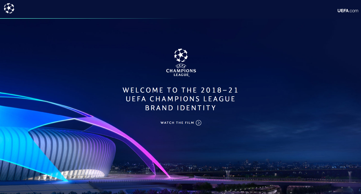 UEFA Champions League 2018-21 work 1