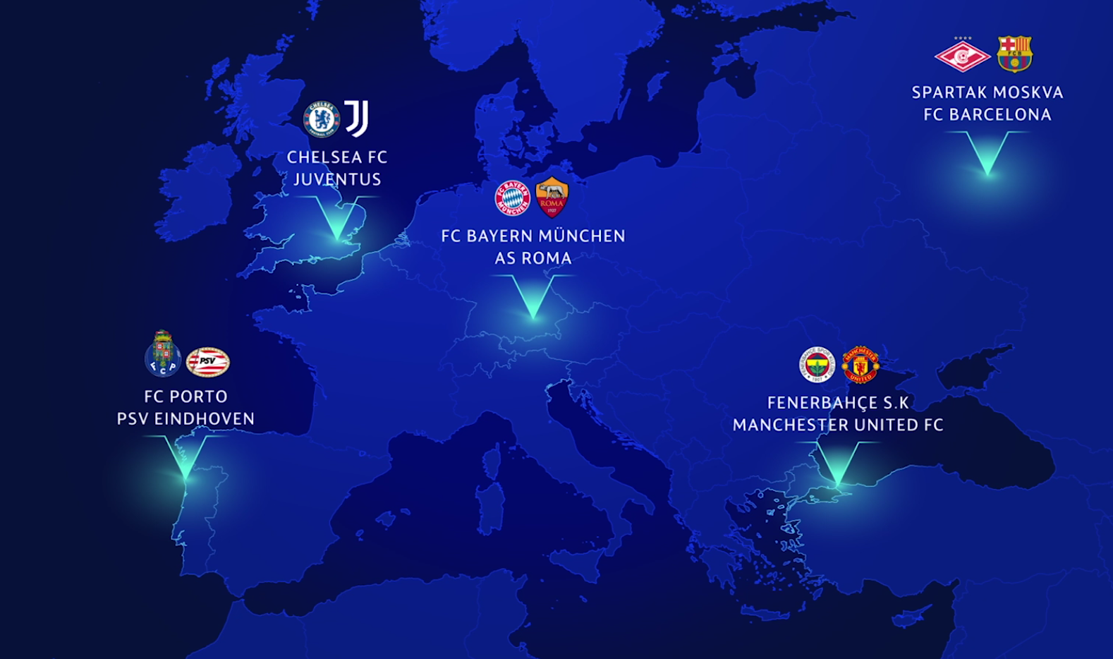 UEFA Champions League 2018-21 work 4